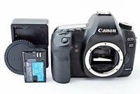 Canon SLR Camera EOS 5D Mark II Body Only