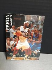 Lebron James Plaque Miami Heat, 4x6 inch Official NBA Licensed ***FAST S/H***