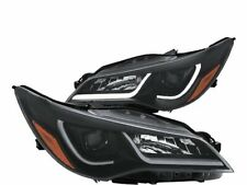 For 2015-2016 Toyota Camry Headlight Set Anzo 82952HQ Headlight Assembly