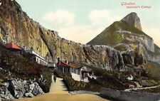 R190983 Gibraltar. Governors Cottage. V. B. Combo