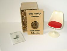 VITRA DESIGN Museum Miniatures ~ Eero Saarinen Tulip Chair ~ MIB