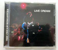 CD Cream Live Cream I Polygram Music