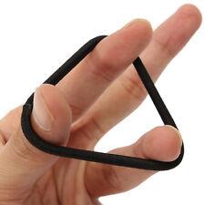 50pcs Women's Elastic Black Hair Rope Ties Band Ponytail  Holder Accessories.
