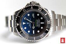 Rolex Sea Dweller DeepSea modello ref.116660 Deep-Blue,, AFTERMARKET foglio trasformazione!