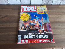 Total! 4/97 Nintendo Zeitschrift Topzustand inklusive Poster