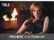 True Blood Premiere Promo Card P4
