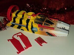 JOE-Cobra BUGGY Jet Ski Missile 1988 Original un véritable héros américain G.I