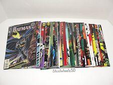 Batman 38 Comic Lot DC 0 495 500-550 515 520 521 522 523 524 530 535 549 553 554