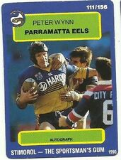 Scanlens Original Single NRL & Rugby League Trading Cards