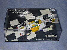 DV6646 MINICHAMPS DALLARA OPEL F3 R. SCHUMACHER #5 TEAM WTS 1995 4309531105 1/43