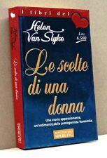 LE SCELTE DI UNA DONNA - H. V. Slyke [Libro, Super tascabili Sperling]