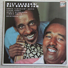MILT JACKSON RAY BROWN JAM  CD