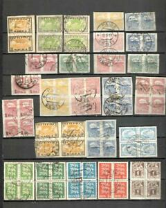 [G7227] Eesti Estonia 2 pages classic old collection