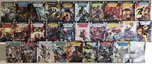 JUSTICE LEAGUE OF AMERICA (2017) #2 3 4 5 6-29 + ANNUAL #1 VF DC COMICS SET LOT