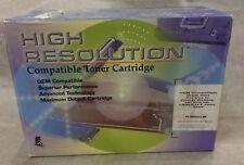 High Resolution compatible Toner Cartridge PT4500CLC-DR Replacement Part #C4195A