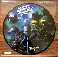King Diamond - Abigail LP - PICTURE DISC VINYL - Metal - Mercyful Fate NEW 2018