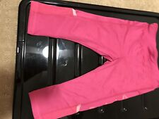 Girls Reebok Tights Never Worn Size 5