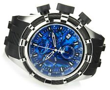 Invicta 26195 Reserve Bolt Chronograph Blue Abalone Dial Men's Watch