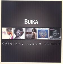 BUIKA - ORIGINAL ALBUM SERIES 5 CD NEU