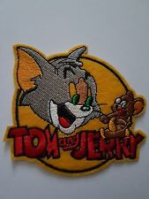 Tom And Jerry Iron On Patch Sew On Patch Transfer Badge