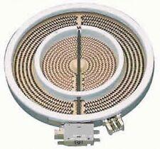 Strahlheizkörper zweikreis, 230/140mm, AEG, Bosch, Siemens, Neff,  bu212