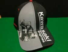 Kawasaki Engines Hat Cap Limited Edition 2016 Black Gray with Engine Picture