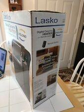 Lasko cyclonic digital ceramic heater with remote new in box