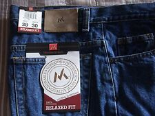 Member's Mark Blue Jeans - Relaxed Fit - 38W X 30L