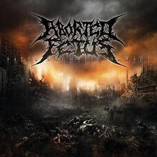 "ABORTED FETUS ""Fatal Dogmatic Damage"" death metal CD"
