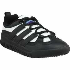 Adidas FA experimento 1 Tenis Zapatos informales de hombre con cordones-Negro