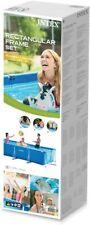 INTEX 28273NP piscina rettangolare,senza pompa filtro 450x220x84 cm 7127 P12