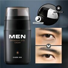 MEN Eye Day & Night Cream Anti Puffiness Dark Circle Anti Aging Wrinkles Ageless
