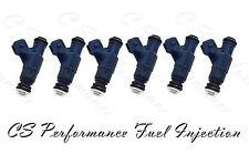 OEM Bosch Fuel Injectors Set (6) 0280156029 for 01-03 Ford Mazda Mercury 4.0L V6