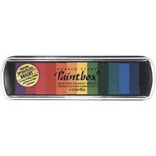 Clearsnap ColorBox Pigment Paintbox 2 Option Pad 12 Colors - 223792
