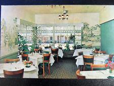 Perry GA New Perry Hotel Coffee Shop Philodendren-Dracena-Dieffenbachia PC 1960s