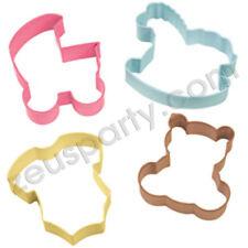 PASTICCERIA SET 4 TAGLIAPASTA BABY colori assortiti Dolci Biscotti 095 0260829