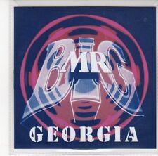 (DN69) Mr Big, Georgia - 2011 DJ CD