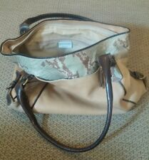 Marco Buggiani - BUTTERY SOFT LEATHER L / XL SHOULDER BAG purse