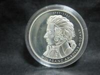 """Silbermünze 925er - BRD 10 € 2006 D """"Wolfgang Amadeus Mozart""""  PP"""