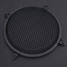 12'' Car Subwoofer Audio Grill Speaker Cover Protector Black Plastic for Video