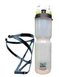GWINNER Carbon Flaschenhalter 9g - MIT oder OHNE Flasche - Handmade in Germany