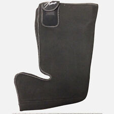 Inline Air Pneumatic Walker Boot Liner only - Fits M/L Boots, Black