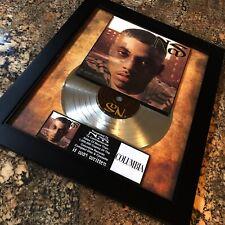 NAS It Was Written Music Award Record Disc Album