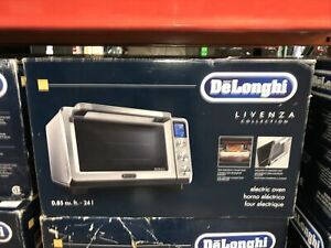 Delonghi EO241250M Livenza Digital Stainless Steel Convection Oven