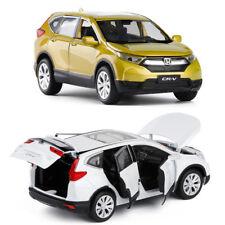 All-New Honda CR-V SUV 1:32 Diecast Model Car Toy Collection Sound&Light Gift