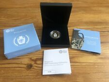Wedgwood 260th Anniversary Celebration 2019 Uk £2 Silver Proof Piedfort Coin