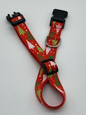Christmas Dog Collar - Very Strong