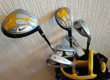 RIGHT HANDED NIKE SQ MACHSPEED KIDS GOLF IRONS