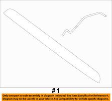 KIA OEM 11-16 Sportage-Rear Spoiler 872103W000