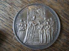Silber Münze Salzburg Zimpel Firmtaler Ansicht Punze Bischof ANSCHAUEN !!!